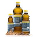 Braun-Leinöl in Rohkostqualität (Bio)