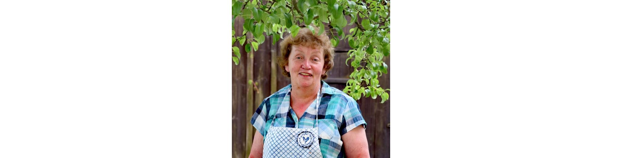 Bäuerin Gerda
